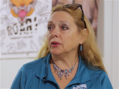 Carole Baskin Missing From 'Tiger King' Reunion Amid Investigation Into Late Husband