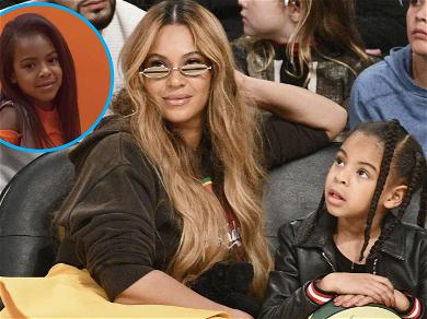 Check Out How Grown-Up Blue Ivy Looks! Beyoncé's Dad Shares New Pic On Her 8th Birthday