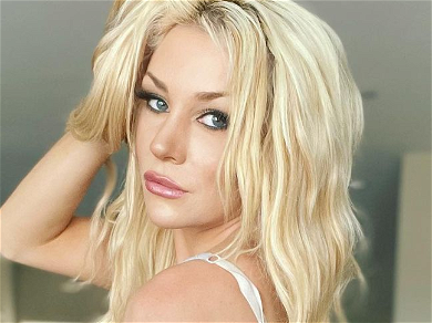 Courtney Stodden Addresses Plastic Surgery With Shirtless Confidence