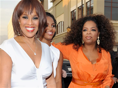 Oprah Winfrey Says Gayle King Is Getting DEATH THREATS Over Kobe Bryant Comments