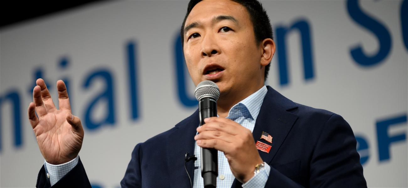 Andrew Yang Is Giving Away $1 Million To Americans