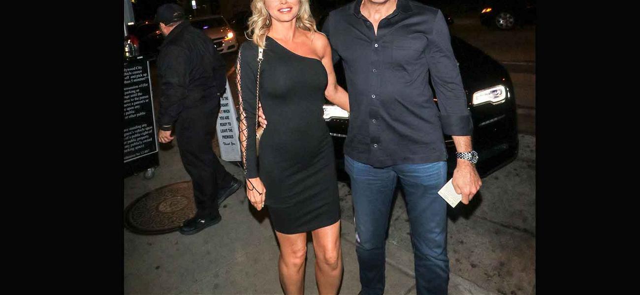 Former 'Baywatch' Star Donna D'Errico Dating Brandi Glanville's Ex