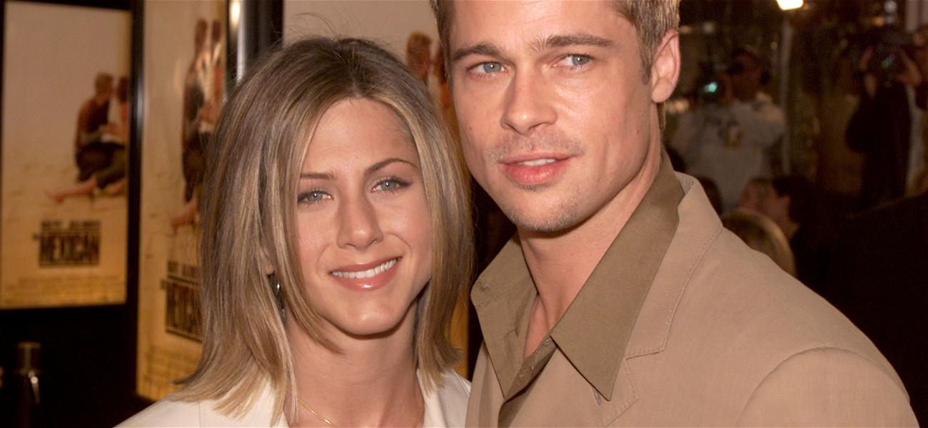 Brad Pitt's Daughter Reportedly Has Strong Feelings About Jennifer Aniston