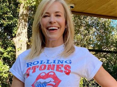 Chelsea Handler Celebrates Biden & Harris By Letting TaTas Breathe