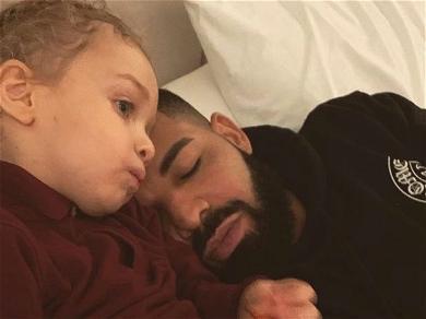 Drake Brings Adorable 3-year-old Son Adonis To Billboard Music Awards