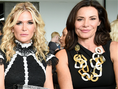 'RHONY' Star Luann de Lesseps Says Tinsley Mortimer Quit The Show After Scott Kluth Engagement
