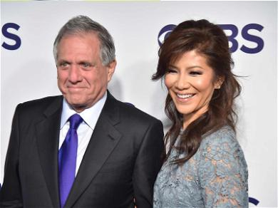 Julie Chen Uses Her Full Name to Show Support for Disgraced Hubby Les Moonves