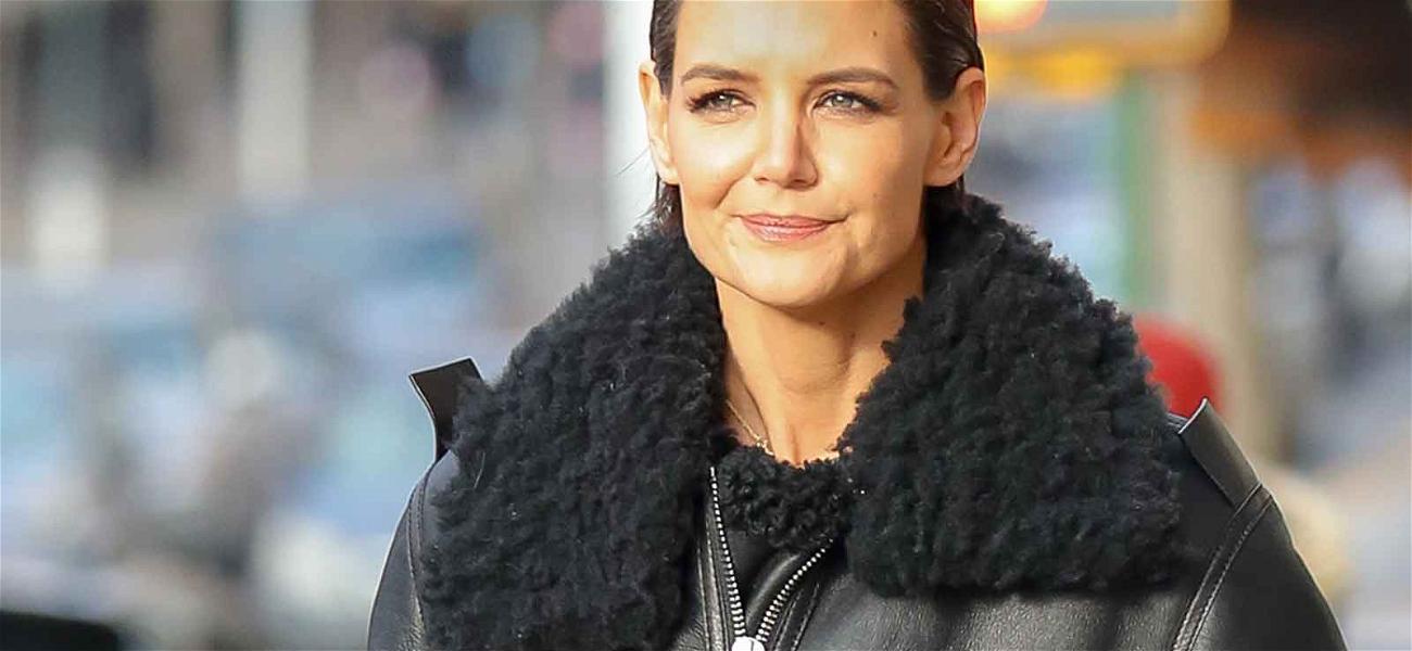 Katie Holmes Does Damage Control After 'Dawson's Creek' Reunion Snub