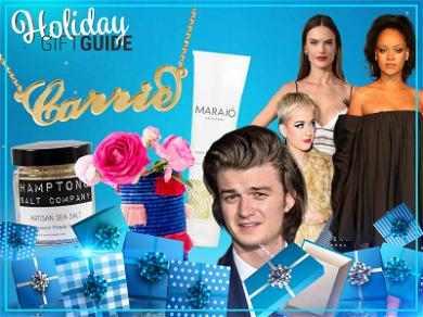 Gift Guide: 8 Celebtastic Gifts to Win at Secret Santa