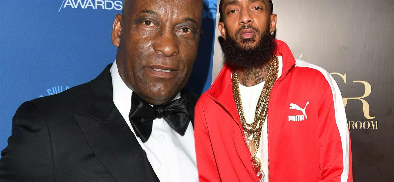 John Singleton to Be Buried Near Nipsey Hussle at Famous Cemetery