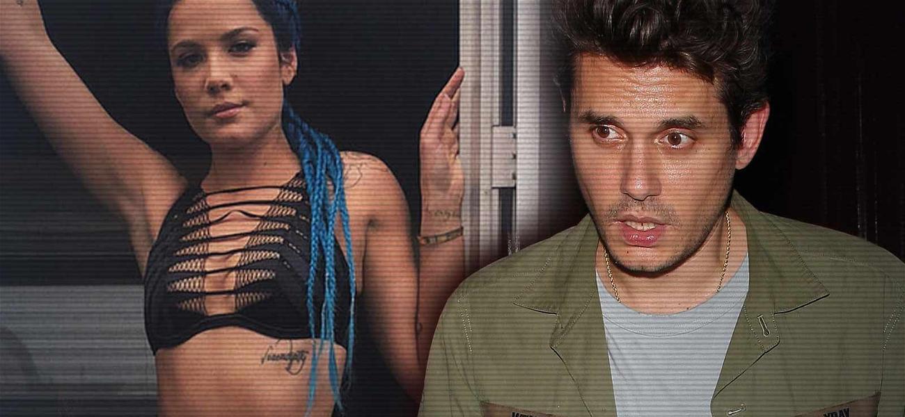 Halsey & John Mayer Seen Doing K-A-R-A-O-K-E
