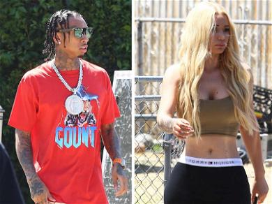 Tyga & Iggy Azalea Spotted Together Again After Months of Dating Rumors