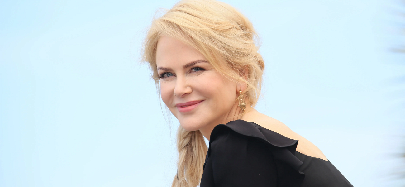 Nicole Kidman Reveals She's 'Out Of Her Comfort Zone' In Lucille Ball Role