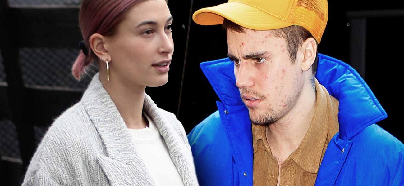Justin Bieber and Brandi Glanville Taking Heat for Fake Pregnancy April Fools Posts