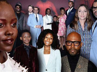 Leading Lady Lupita Nyong'o Shines During 'Us' Premiere in NYC