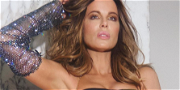 Kate Beckinsale Flaunts Massive Thigh Gap With Rear-End Jiggle