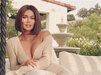 Khloé Kardashian Engaged? The Model Fuels Rumors With Diamond Rock
