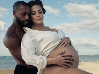 Ashley Graham Talks Sex While Pregnant, Asks For Help On Positions!