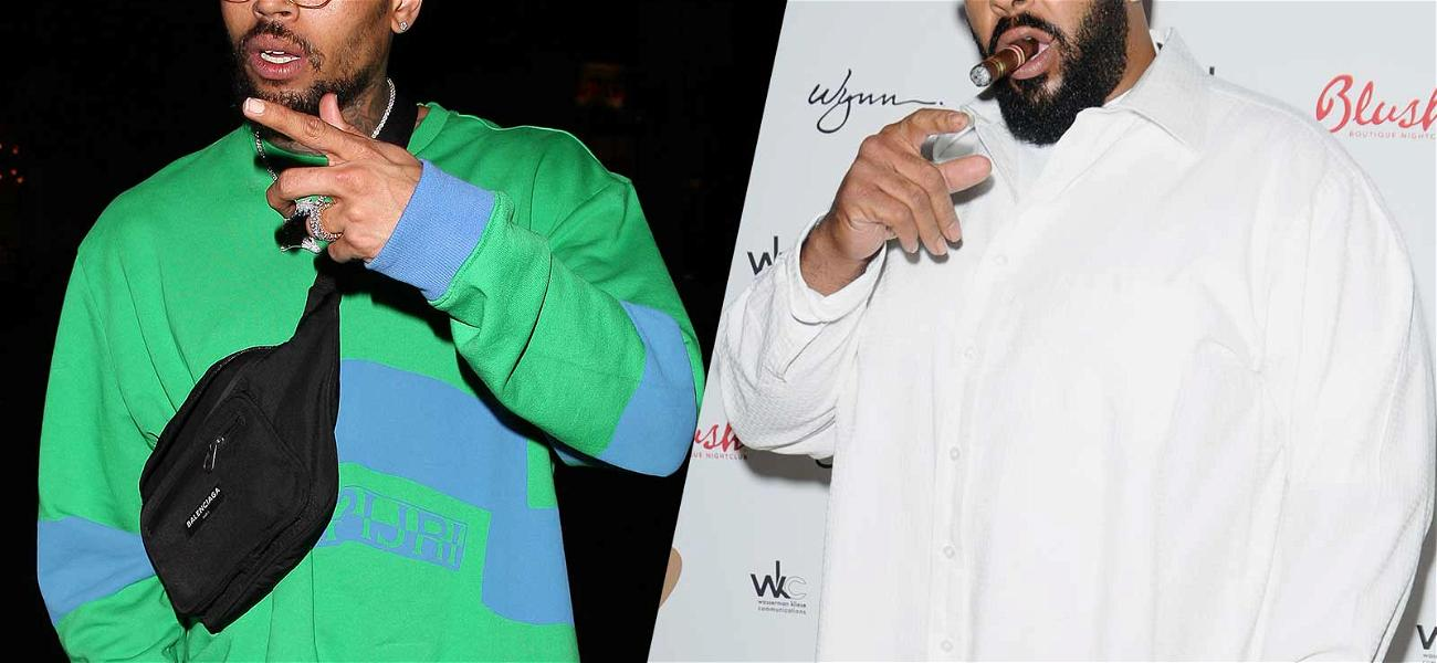 Nightclub Argues That Chris Brown and Suge Knight Are Not 'Scary Black Men' Ahead of 1OAK Shooting Trial