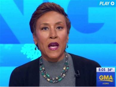 Robin Roberts Throws Major Shade on Omarosa: 'Bye, Felicia'