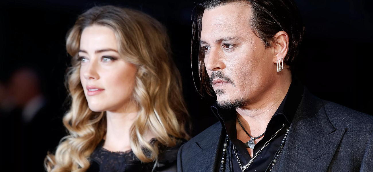 Johnny Depp's Property Manager Says Amber Heard Assault Injury Photos Are A 'Hoax'