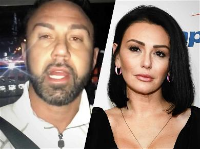 Police Rush to JWoww's Home During Fight With Estranged Husband, She Gets Restraining Order