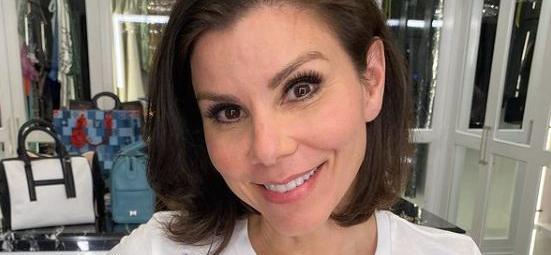 'RHOC' Alum Heather Dubrow Talks Cancel Culture & Kelly Dodd
