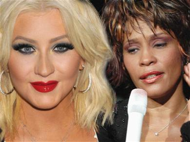 Whitney Houston's Voice Coach Gives Christina Aguilera's Tribute a Passing Grade