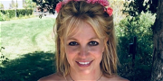 Britney Spears Plays Invisibility Games With Leggy Waterfall Shot