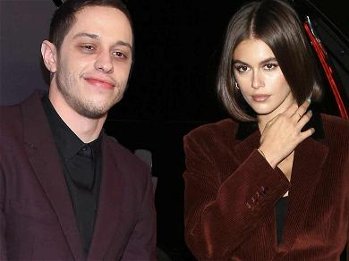 Pete Davidson Spotted on Date With 18-Year-Old Kaia Gerber