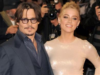 Amber Heard Hunts For Wild Flowers, Chills In Gucci Amid Johnny Depp Legal War