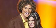 Kelly Clarkson Taps Justin Guarini For 'American Idol' Reunion With Simon, Paula & Randy