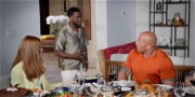 Kevin Hart Gets Left Out of 'Jumanji' Thanksgiving With Co-Stars
