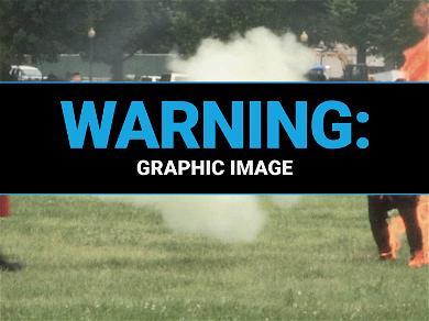 Man Sets Himself on Fire Near the White House, Secret Service Repsonds