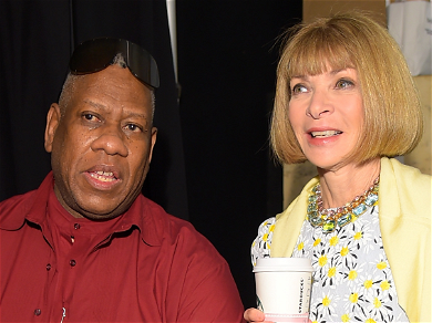 Anna Wintour's Ex-Friend André Leon Talley Rips Vogue Editor To Shreds In New Memoir