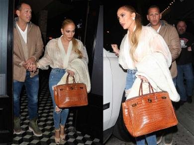 See Jennifer Lopez and Alex Rodriguez's Chaotic Date Night