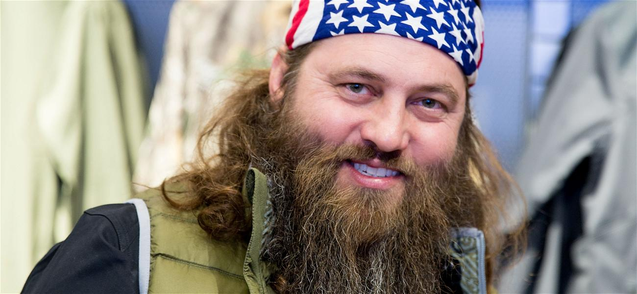 'Duck Dynasty' Star Willie Robertson SHOCKS Fans By Chopping Off Hair, Beard — See The Photos!!