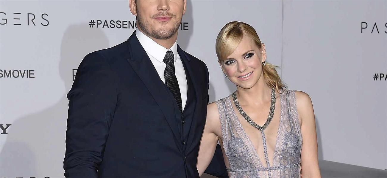 Anna Faris Hands Over Financial Docs to Chris Pratt as Divorce Nears Finish Line