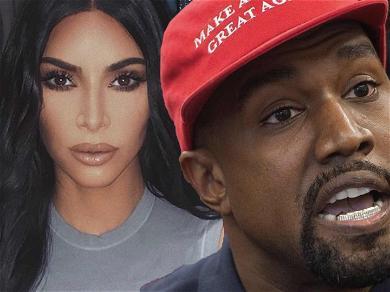 Kim Kardashian Breaks Down Crying During Intense Talk With Kanye West