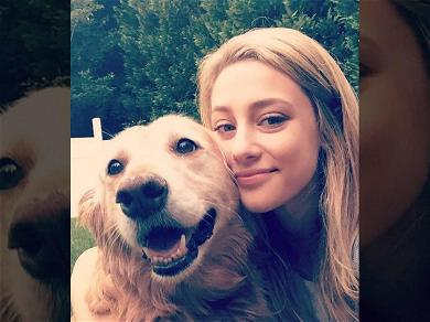 'Riverdale' Star Lili Reinhart's Dog Dies After Being Diagnosed With Liver Cancer