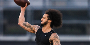 Colin Kaepernick Wore This Controversial T-Shirt to His NFL Workout