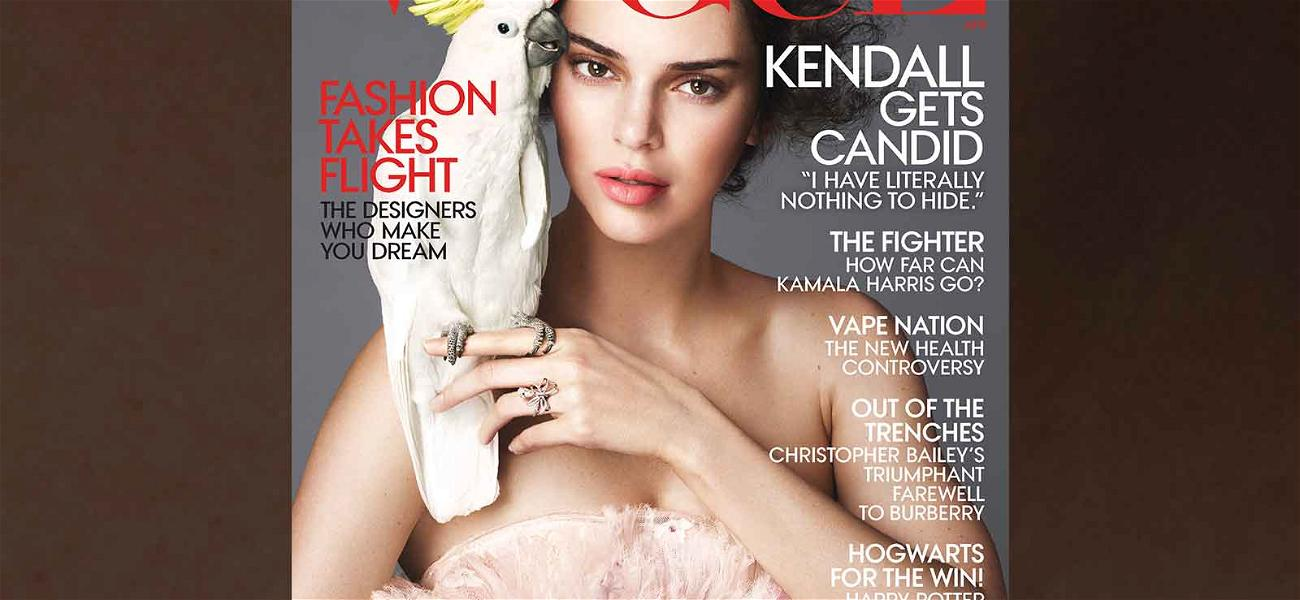 Kendall Jenner Gets Candid About Blake Griffin, Kylie's Daughter and Those Gay Rumors
