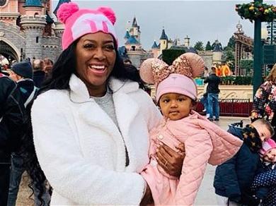 'RHOA' Star Kenya Moore Goes On Paris Trip For Daughter's First Birthday