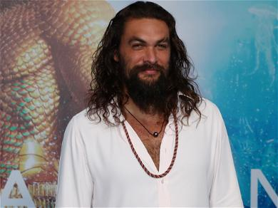 Jason Momoa Wearing A Tank Top To The Golden Globes Is Twitter's New Favorite Meme