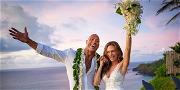 Dwayne 'The Rock' Johnson Secretly Marries Longtime Girlfriend