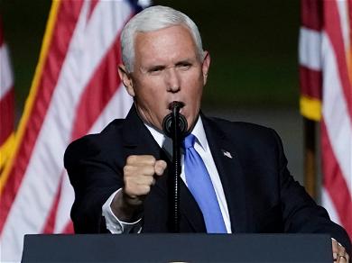 Mike Pence 'Pink Eye' Trends On Twitter During VP Debate