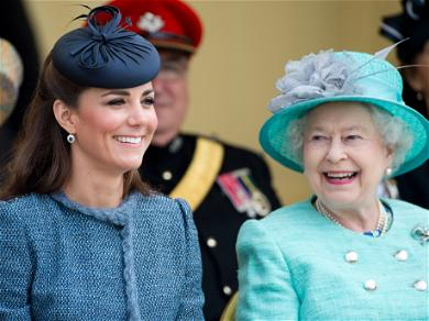 Report Says The Queen Used To Worry About Kate Middleton's Work Ethic