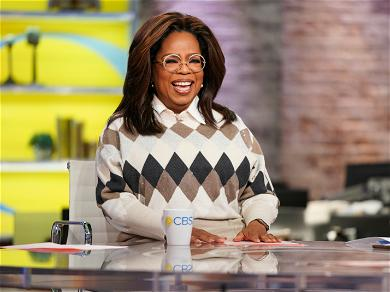 'Today' Host Hoda Kotb Breaks Down In Tears When She Meets Oprah For The First Time