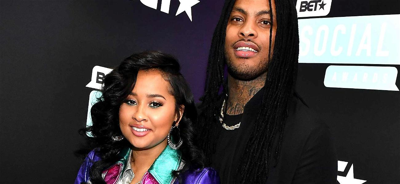 'Love and Hip Hop' Star Waka Flocka Flame and Tammy Rivera Owe $35,000 in Back Taxes