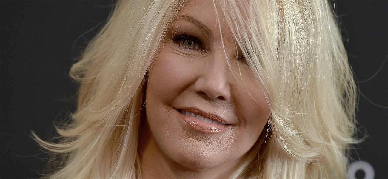 Heather Locklear Ordered to Mental Health Facility After Pleading No Contest to Battery Charges